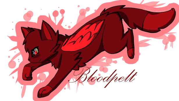 Bloodpelt- Request by DahFlame