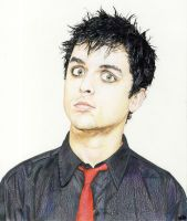 Billie Joe Armstrong by cherrymidnight