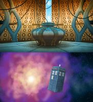 Doctor Who HISHE by OtisFrampton