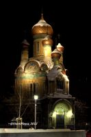 Russian Church by Dristor2507