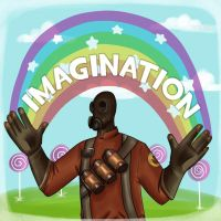 Imagination by Cryptic-Rabbit