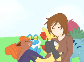 Pokemons by mcnuggy