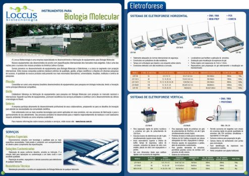 Catalog for scientific equipments by claudioboguma