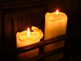 candles 10 by stupidstock