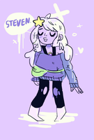Amethyst by butterspace