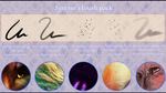 Syntyni's brush pack by syntyni