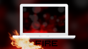 Fire - Wallpaper by MilesAndryPrower