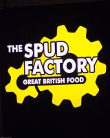 Spud Factory by GMCollins