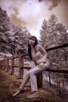 beauty of Pritha by nooreva