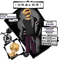UNALOR - Noel Bocker by Love-Pulse