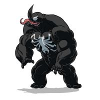 VenomRhino by shadowstheater