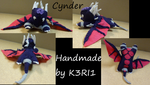 Cynder Plush by K3RI1