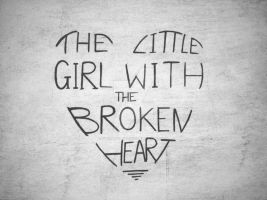 Girl With a Broken Heart Front by 50-Shades-Of-Faye