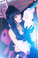 Accel World Kuroyukihime cosplay 3 by multipack223