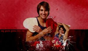 Wallpaper James by CaroEditionsBTR