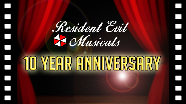 REMusicals 10 Year Anniversary by DoubleLeggy
