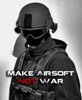 make Airsoft not War by JackTheLateRiser