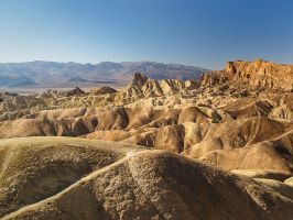 Death Valley: Zabriskie I by j-ouroboros