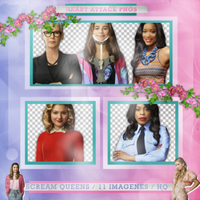 +Photopack png de Scream Queens. by MarEditions1