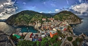 vernazza pan by uurthegreat