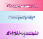 3 PNG's. by glambertemma