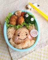 Little lizard Colorado Bento lunch box by loveewa