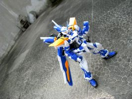 Astray Blue Frame 2nd Revise 2 by MaftyNavue