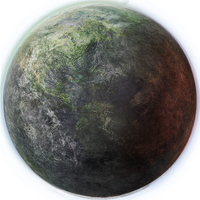Earth by brotherguy by BrotherGuy