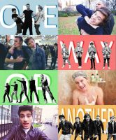 +One Way Or Another - One Direction (music video) by GlovesA