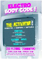 electro body code by simcDT