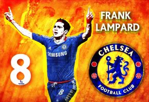 Frank Lampard by evilinsane1