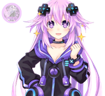Adult Neptune Sparkly Eyes Render by Grecia-san