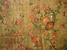 Vintage Floral Texture 1 by Pinkfirefly135
