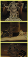 Alphonse Elric,The Paper Child by ShiftyCheesecake