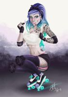You're going down by Kasipallo