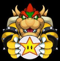 Bowser Wins by ShiningSwordsman