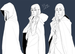 Thranduil visited by wameow