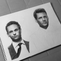 Suits WIP by 7gnehzed