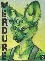 Verdure Badge by thornwolf