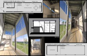Studio Design Proposal - Board 2 by Drawer888