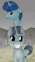 {SPOILERS} Party Favor by MelchiorFlyer