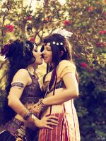 Kisses Meant For Kings by Antiquity-Dreams