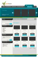 Webshop Design 2 - Categories by VosjeE