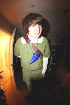 Progress on Link Cosplay by iw0ntgiveuponyou