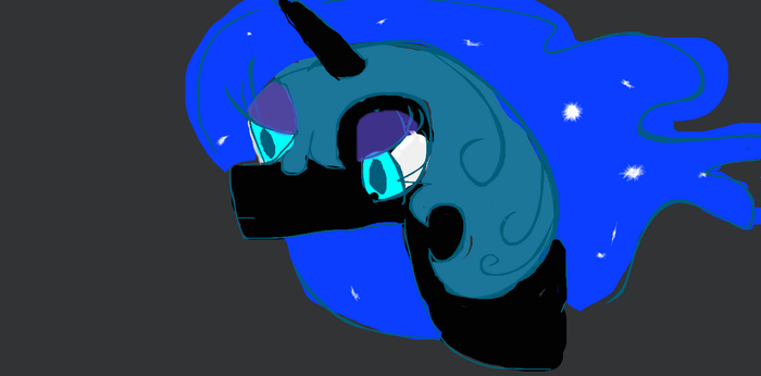 Nightmare moon is lame by polina161
