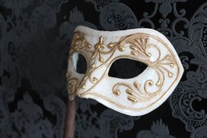 Venetian Mask 6 by sacral-stock