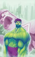 hulk smash by thurZ