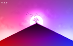 Retina Wallpaper - Zen Bonsai by tomhalbert