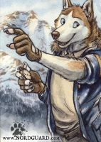 Nordguard Game: Shortcut by screwbald