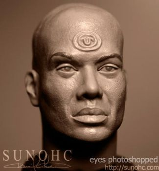 Teal'c from Stargate SG-1 by sunohc